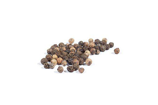 Pepper, Peppercorns, Cropping, Cook