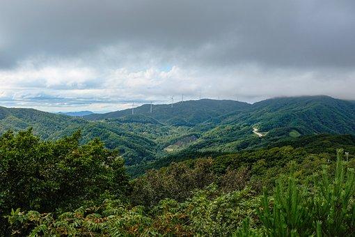 Nature, Sky, Cloud, Wood, Mountain, Wind, Travel, Hike