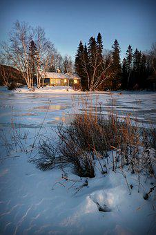 Landscape, Winter, Nature, Snow, Environment, Holiday