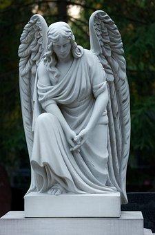Statue, Monument, The Funeral, Sculpture, Art, Figure