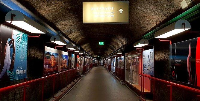 Salzburg, Tunnel, Austria, Architecture