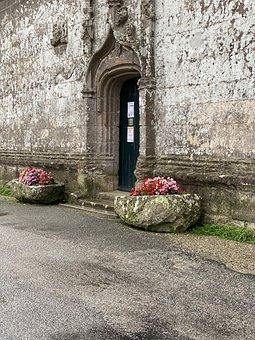 Carnac, St, Pierre - Quiberon, Old Church, Village