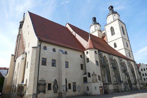 Wittenberg, Market Church