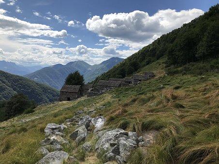 Experience In Vogorno, Alpine Route, Alps, Alpine