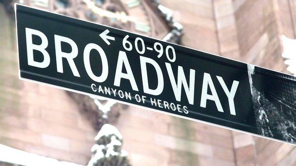 Broadway, New York, Nyc, Manhattan, America, City, Usa