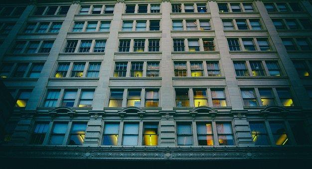 San Francisco, Building, America, Usa, Architecture