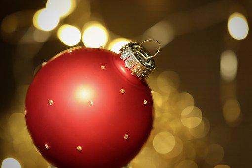 Christmas Ornament, Christmas, Advent
