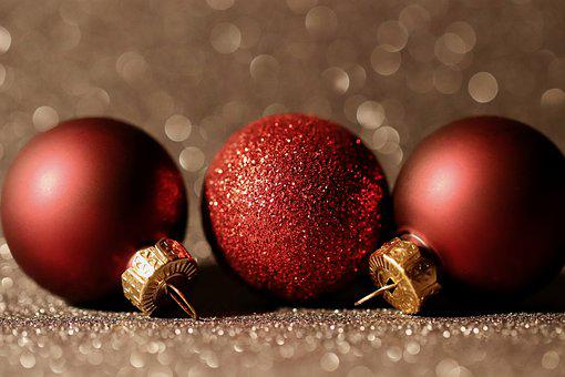 Christmas, Christbaumkugeln, Christmas Decoration