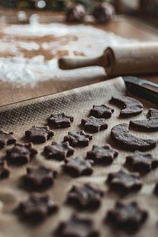 Cookies, Bake, Christmas Cookies, Delicious, Sweet