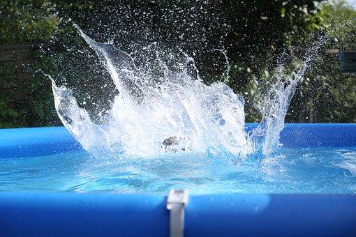 Water, Splash, Inject, Liquid, Drop Of Water