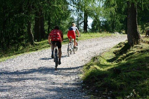 Cyclists, Biker, Sport, Cycling, Fitness, Human, Road