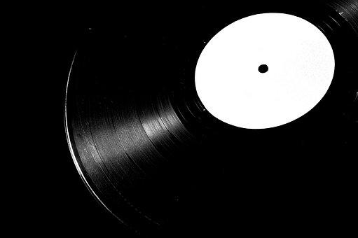 Lines, Entertainment, Retro, Music, Audio, Record