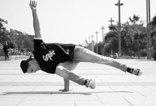 Dance, Guy, Street, Fun, Movement, Human, Dancer, Music