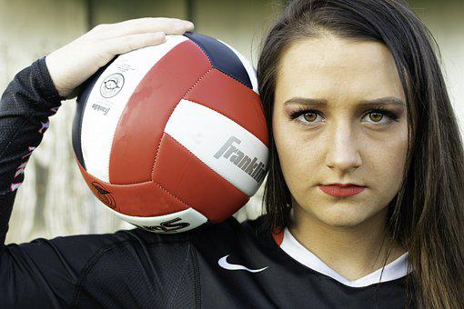 Volleyball, Sports, Ball, Play, Competition, Win, Gym