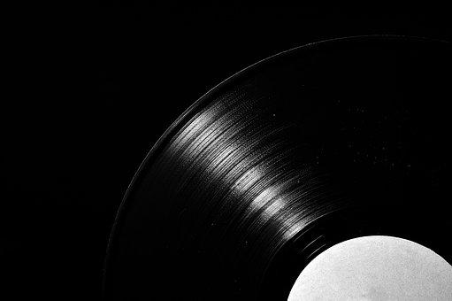 Lines, Entertainment, Retro, Music, Audio, Record