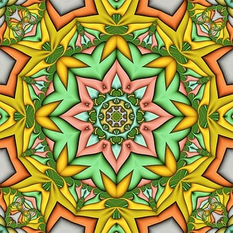 Abstract, Ornament, Background, Design, Style, Graphics