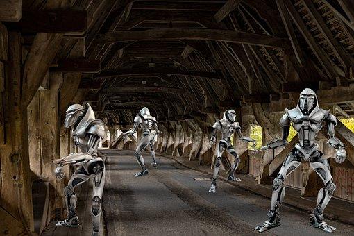 Fantasy, Alien, Robot, Futuristic, Surreal
