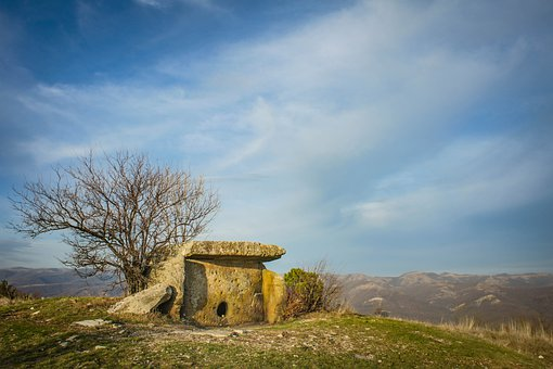 Dolmen, Table-stone, Megalith, Cultural Monument