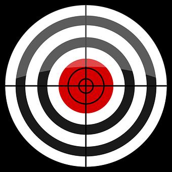 Bull'S Eye, Target, Butt, Object
