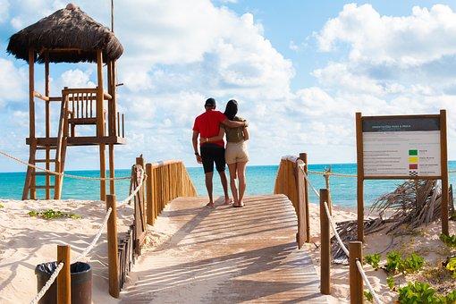 Beach, Holidays, Summer, Mar, Ocean, Sand, Trip, Nature