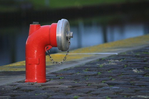 Hydrant, Connection, Water Abstraction