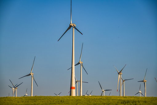 Windmill, Wind Turbine, Wind Power, Wind Energy