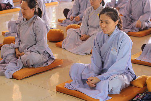 Asia, Buddha, Meditation, Buddhism, Religion, Zen