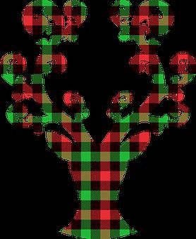 Deer Silhouette, Deer, Stag, Animal, Nature, Reindeer