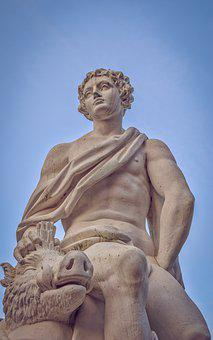 Statue, Sculpture, Art, Face, Figure, Man, Artwork