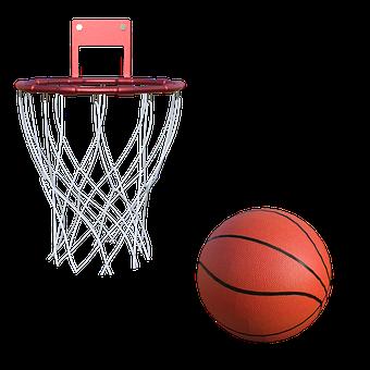 Basketball, Hoop, Game, Play, Ball