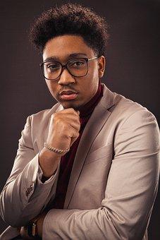 Black Man, African American Male