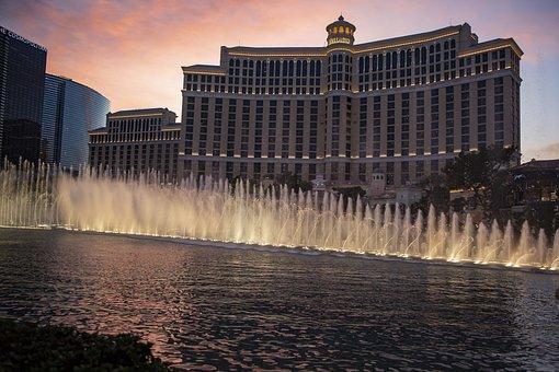 Las Vegas, Strip, Casino, Nevada, Vegas, Gambling