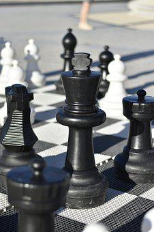 Chess Game, Chess, Strategy, King, Challenge, Game
