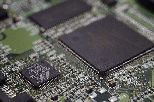 Chip, Spare Part, Computer, Ps, Pc, Integrated Circuit