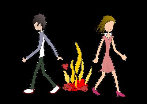 Breakup, Divorce, Separation, Couple, Heartbreak