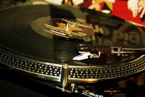 Turntable, Mixer, Music, Nightclub, Vinyl, Audio, Dj