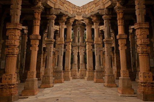 Architecture, India, Travel, Hindu, Culture, Tourism