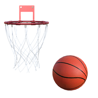 Basketball, Hoop, Game, Play, Ball, Court, Leisure, 3d
