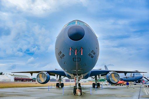 Jetplane, Transport, Military, Passenger, Travel