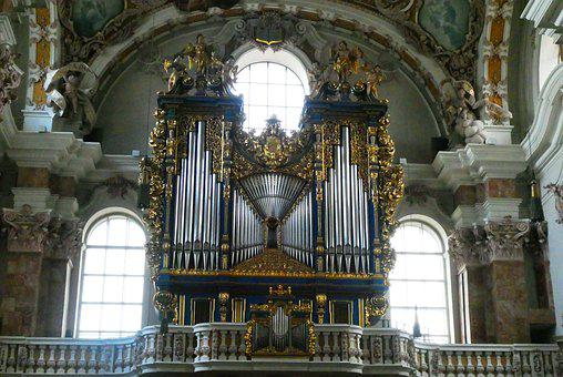Organ, Church, Cathedral Of St Jacob