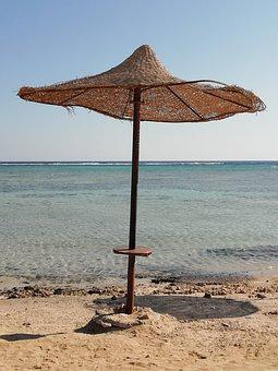Calm Oasis, Vacations, Relax Bay, Parasol, Red Sea, Sea