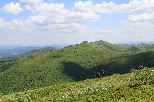 Mountains, Bieszczady, Picnic, May Holidays, Poland