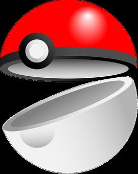 Pokemon, Pokeball, Nintendo, Ball, Videogame