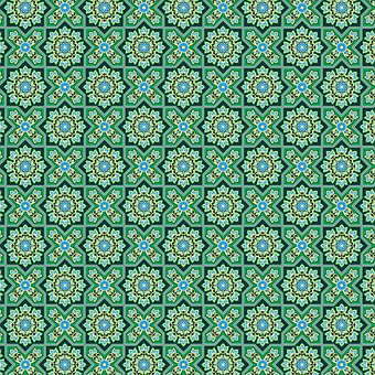 Ramadan Background, Islamic Pattern