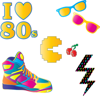 Eighties, Boombox, Retro, Music, Cassette, Technology