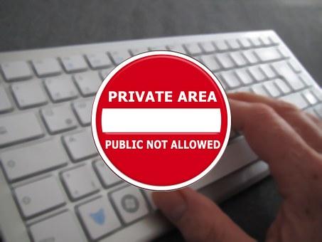 Shield, Private, Public, Internet, Www, Keyboard