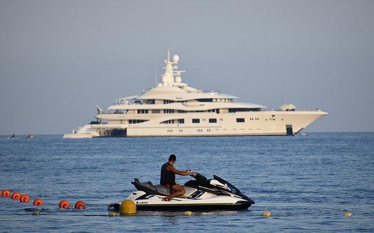 Boat, Admiration, Envy, Luxury, Summer