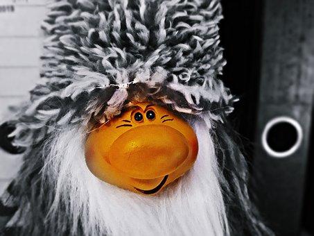 Gnome, Krasnal, Ornament, The Figurine, Troll