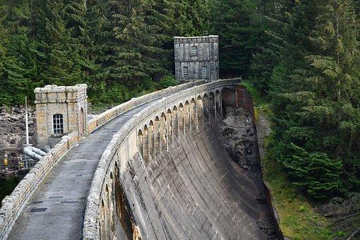 Dam, Architecture, Water, Landmark, Tourism, Reservoir