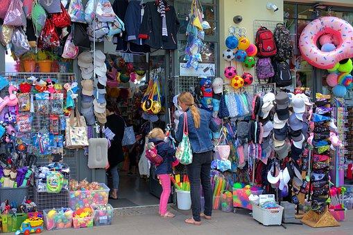 Shopping, Woman, Girl, Shop, Trade, Buy, Sale, Discount